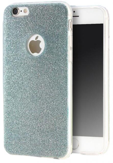 Gumový Kryt se Třpytkami Pro Apple iPhone 5   5S   SE  b924680f119