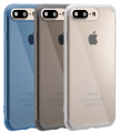 Baseus Simple Series Clear TPU obal Pro Apple iPhone 7 Plus / 8 Plus