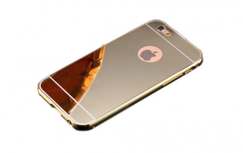 Plastový Zrcadlový Obal Pro Apple iPhone 6 Plus   6S Plus  032129f9715