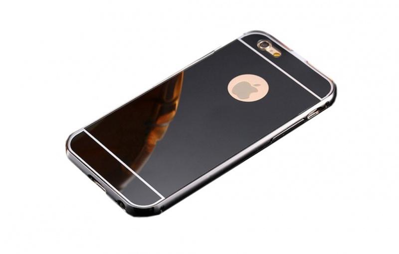 Plastový Zrcadlový Obal Pro Apple iPhone 6 Plus   6S Plus  36600814ee5
