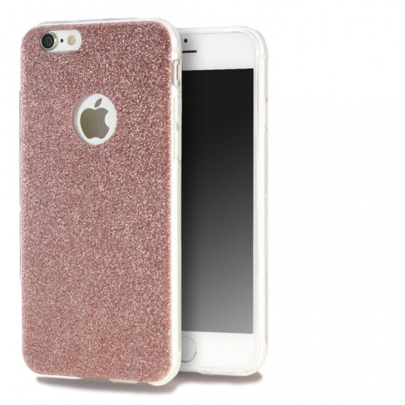 Gumový Kryt se Třpytkami Pro Apple iPhone 6 Plus   6S Plus  7b6d8544dc6